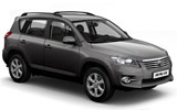 4x4 car hire MERIDA Spain