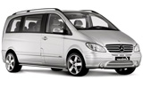 van car hire Alicante - Airport