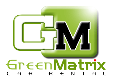 Green Matrix car rental in  Muscat Airport
