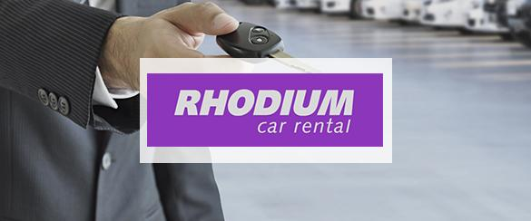 Rhodium car rental in  Orlando Airport